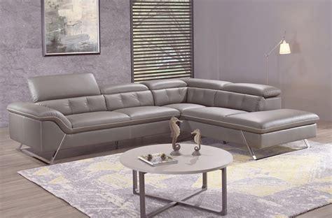 canap 233 d angle en cuir de buffle italien de luxe 5 6 places vida moka angle droit mobilier