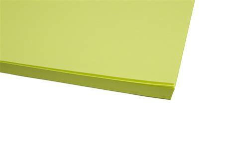 colored craft paper buy fluorescent green a4 colored craft paper 80gsm x 100