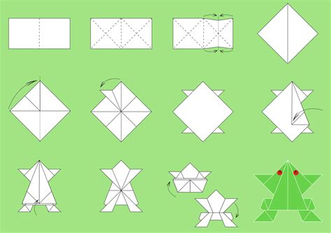steps to make paper crafts origami paper folding step by step easy origami