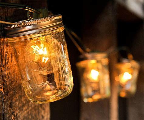 jar patio lights jar string lights the interwebs store