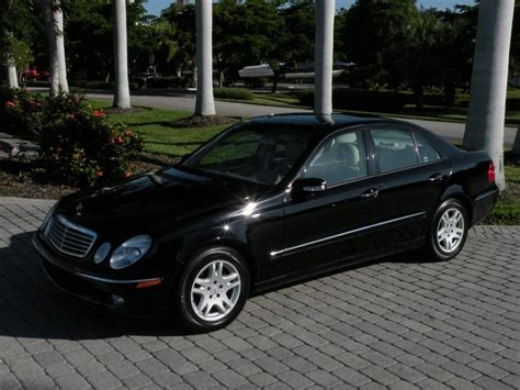 2003 Mercedes E320 by 2003 Mercedes E320 For Sale In Fort Myers Fl Stock