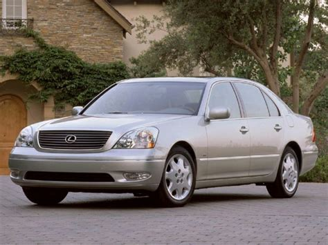 2002 Lexus Ls430 Review by 2002 Lexus Ls 430 Reviews Specs And Prices Cars