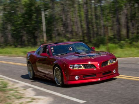 trans trans driving a new 740 horsepower trans am is spoiler alert
