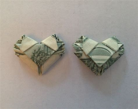 dollar folding origami how to fold dollar any bill into a origami