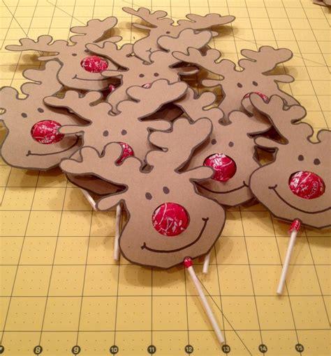 reindeer paper crafts 17 best ideas about tootsie pops on