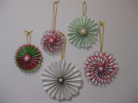 paper crafts for decorations charmingly creative paper medallions martha