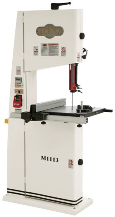 shop fox woodworking shop fox m1113 wood and metal bandsaw woodworkers warehouse
