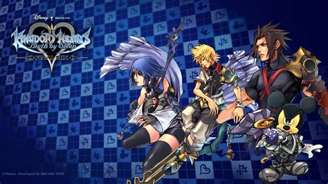 kingdom hearts birth by sleep kh birth by sleep mix site update kingdom hearts