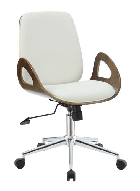 white desk chair wood white wood office chair a sofa furniture outlet