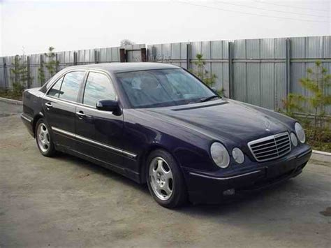 1999 Mercedes E 320 by 1999 Mercedes E320 Pictures