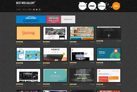 inspirational websites with responsive design ugurus