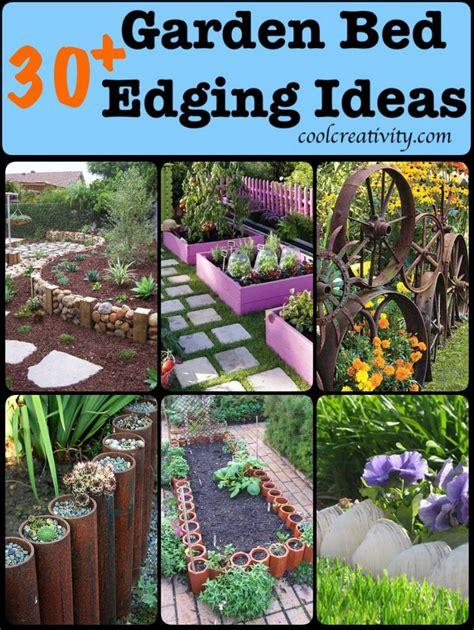 raised garden bed edging ideas top 28 surprisingly awesome garden bed edging ideas 30