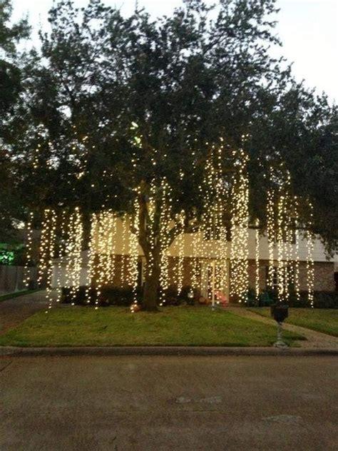 lights on outside trees 蝴wi艱teczne projektowanie i o蝗wietlenie ogrodu otoczenie