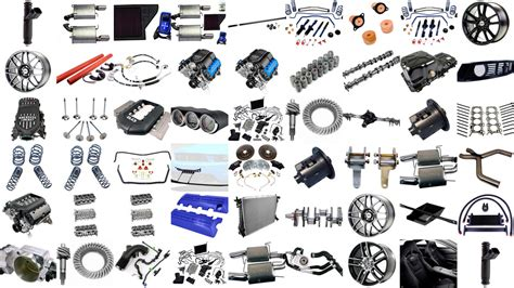 Ford Parts by 50 Ford Racing Parts For The 5 0 Mustang Mustang News
