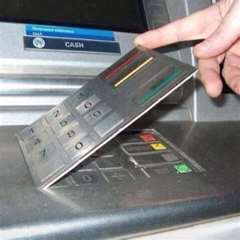 make atm card what you need to about card skimming