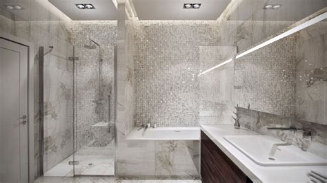 Chic Home Design Llc New York marble tile bathroom ideas decor ideasdecor ideas
