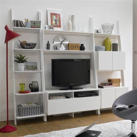 etag 232 re 233 chelle meuble tv giusto la redoute meuble tv biblioth 232 que etagere