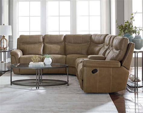 3 reclining sectional sofa boardwalk 3 pc reclining sectional sofa american freight