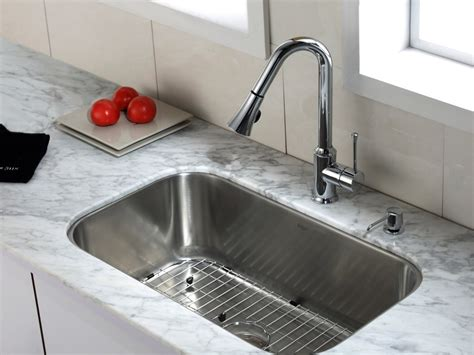 kitchen sinks and faucets kohler water faucet stainless steel