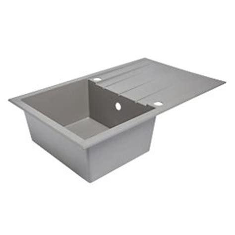 resin kitchen sinks plastic resin kitchen sink drainer grey 1 bowl