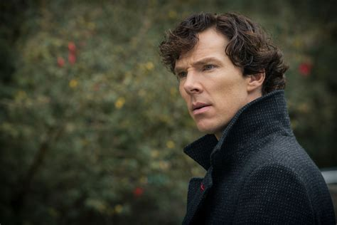 Sherlock is the best thing on TV this year, roll on series ... Benedict Cumberbatch As Sherlock