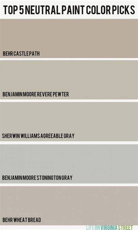 behr paint colors compared to benjamin 72 best images about neutrals on paint colors