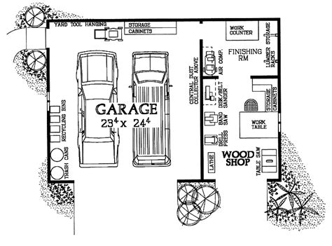 garage workshop plans how to build garage workshop plans pdf plans