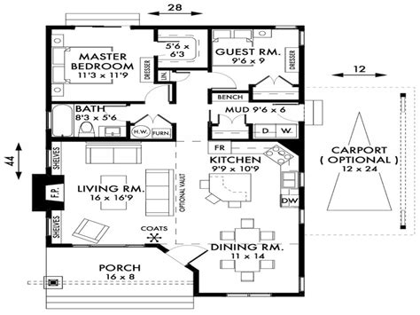 house plans for cottages 2 bedroom cottage house plans 2 bedroom cottage house