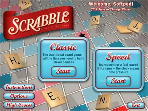 scrabble play against computer scrabble deluxe