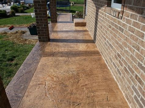 spray painter nowra 1000 ideas about stained concrete driveway on