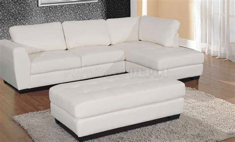 white sectional sofa leather superb white bonded leather sofa 9 white leather
