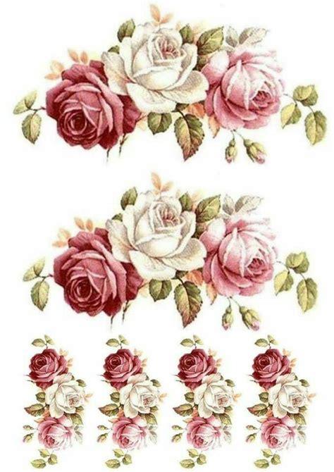 decoupage paper flowers best 20 decoupage paper ideas on decoupage