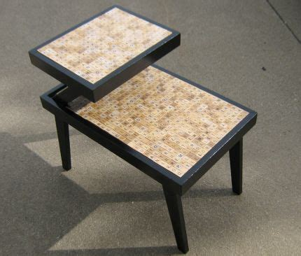 scrabble tile counter table tops cool best ideas about wood table tops on