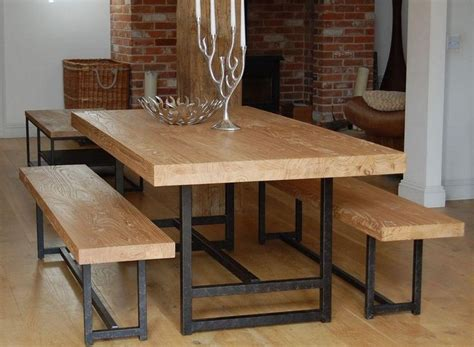 bench kitchen table set 25 best ideas about dining table with bench on