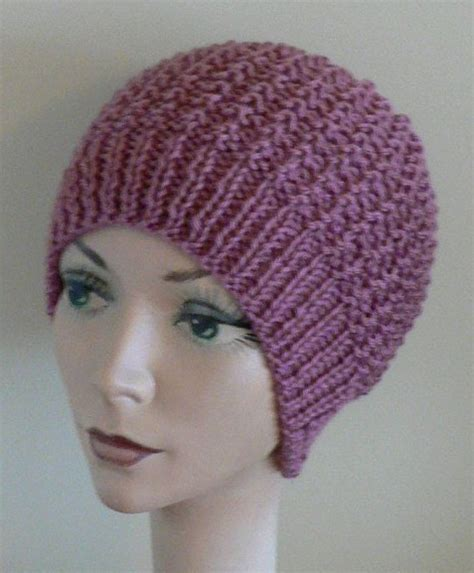 Image Gallery Knitted Chemo Hat Patterns