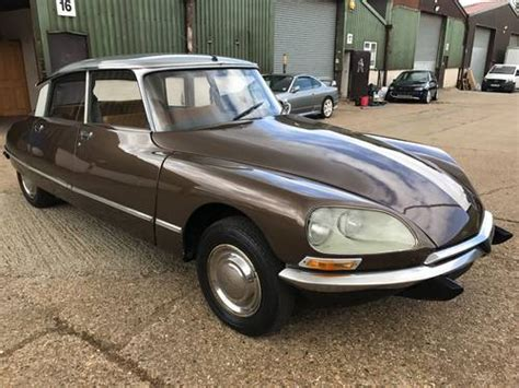 Citroen Ds21 For Sale by Citroen Ds21 23000 Km Condition For Sale 1974
