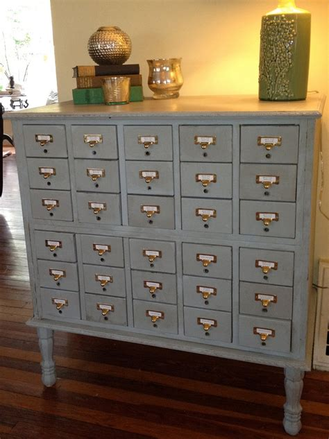 how to make a card catalog cabinet vintage library card catalog wine cabinet reserved for cs