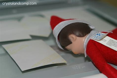 for on on the shelf ideas he uses the copy machine