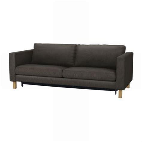 karlstad sofa slipcover ikea karlstad sofa bed sofabed slipcover cover korndal brown