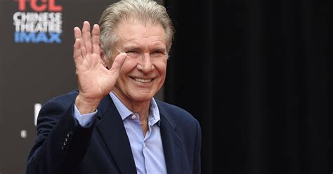 Harrison Ford by Harrison Ford S Birthday 75 Photo Salute