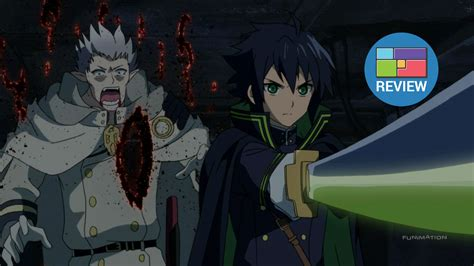 seraph of the end seraph of the end episode 8 review bentobyte