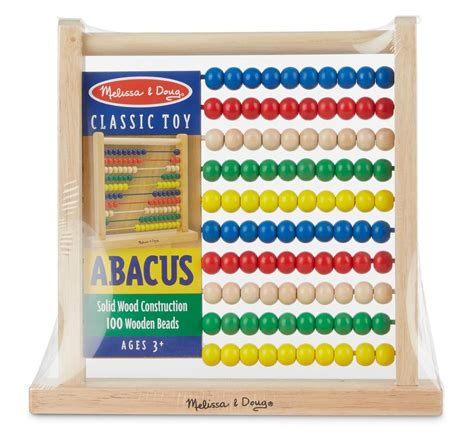 counting tool with doug abacus classic wooden