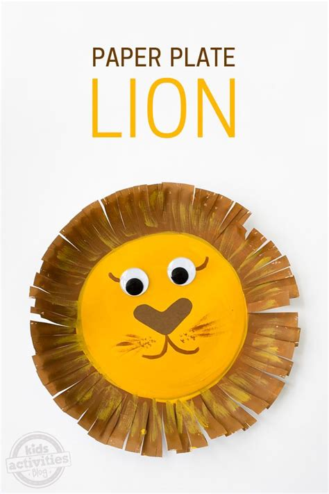 Best 25 Paper Plate Ideas On