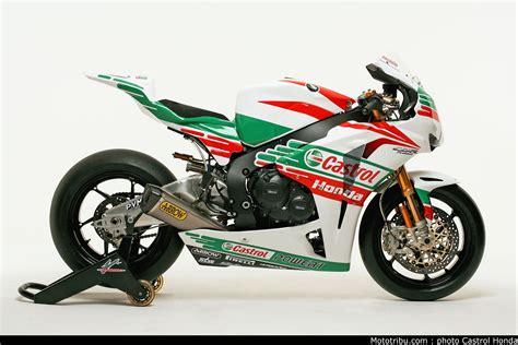 Team Honda by Mototribu Superbike 2011 Team Castrol Honda