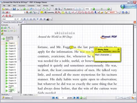 pdf with picture pdf xchange viewer