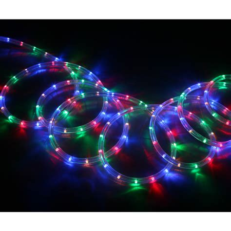 rope light multi color rope lights multicolor 28 images 150 rgb multi color