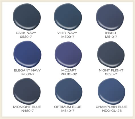 behr paint colors navy blue colorfully behr color of the month inky blue