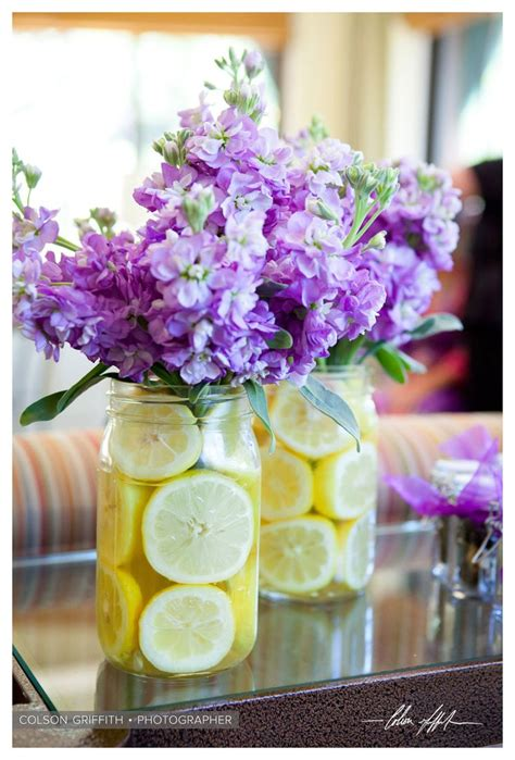 purple and yellow wedding centerpieces best 25 lavender centerpieces ideas on dried