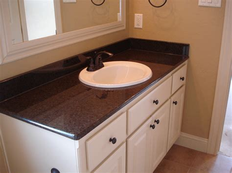 granite vanity tops for bathrooms marble craft bathrooms