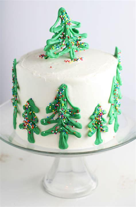 cake tree decorations chocolate tree cake baking